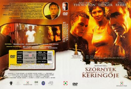 Szörnyek keringője (1DVD) (Oscar-díj)