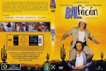 Balfácán (1DVD)