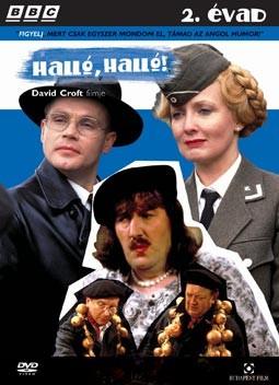 Halló, Halló! 2. évad (1DVD) (BBC)