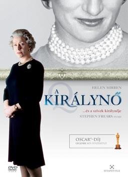 Királynő, A (2006) (1DVD) (Helen Mirren) (Oscar-díj)