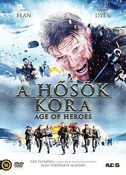Hősök kora (2011 - Age Of Heroes) (1DVD) (Sean Bean)