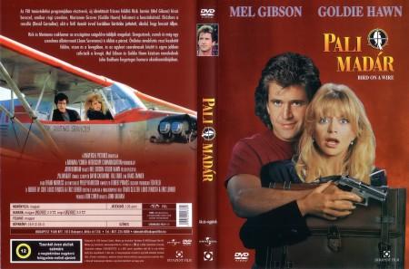 Palimadár (1DVD) (Bird on a Wire) (Mel Gibson - Goldie Hawn)