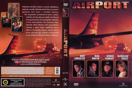 Airport 1. (1DVD) (Oscar-díj)