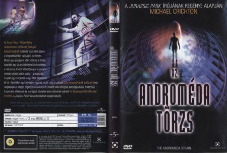 Androméda törzs, Az (1971) (1DVD) (mozifilm) (Michael Crichton)