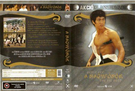 Nagyfőnök, A (1DVD) (Bruce Lee)