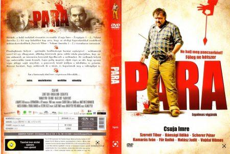 Para (2008) (1DVD) (Csuja Imre) (angol felirat) / tékás