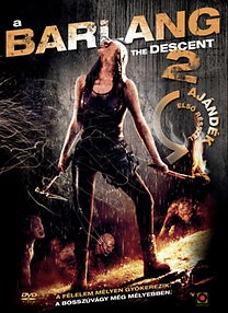 Barlang 2., A (2009 - The Descent 2.) (2DVD) (+Barlang 1. rész ajándék)
