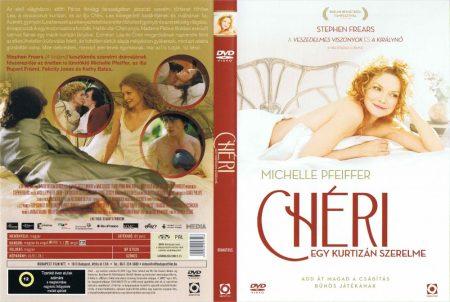 Chéri - Egy kurtizán szerelme (1DVD)