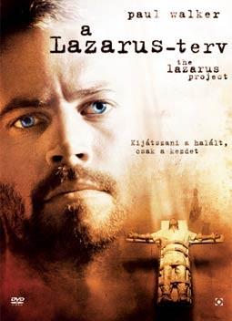 Lazarus-terv, A (1DVD) (Paul Walker)