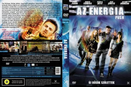 Energia, Az (2009 - Push) (1DVD) (Chris Evans)