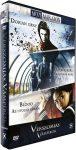 Mozimaraton: Vérszomjas vámpírok (3 DVD) (Daybreaker-A vámpírok kora, Dorian Gray, Blood-Az utolsó vámpír)