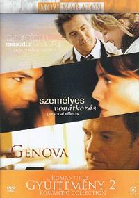 Szerelem második látásra / Személyes vonatkozás / Genova (3DVD box) (Mozimaraton - Romantikus gyűjtemény 2.) (Budapest Film)