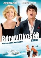 Bérgyilkosék (1DVD) (2010 - Ashton Kutcher - Katherine Heigl)( használt, karcos példány )