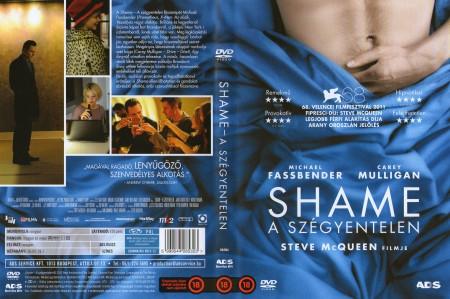 Shame - A szégyentelen (1DVD)