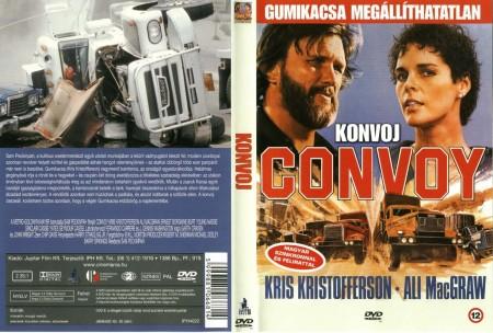 Konvoj (1DVD)