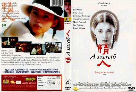 Szerető, A (1992 - L'Amant) (1DVD) (Jane March)