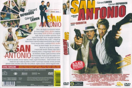 San Antonio (1DVD)