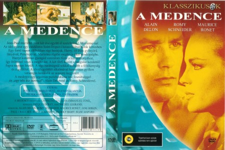 Medence, A (1DVD)( használt, karcos példány )