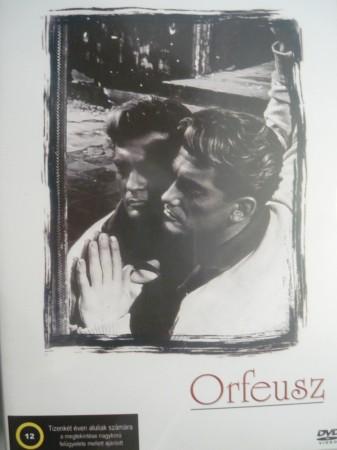 Orfeusz (1949) (1DVD) (Jean Marais) (Klub Publishing kiadás)