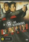 13-as rendőrőrs (2005) (1DVD) (remake) (Jean-Francois Richet)