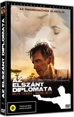 Elszánt diplomata, Az (1DVD)