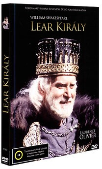 Lear király (1983) (1DVD) (Laurence Olivier - William Shakespeare)