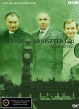 Igenis, Miniszter Úr! - 3. évad (1DVD) (BBC)