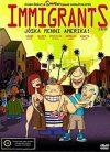 Immigrants - Jóska menni Amerika! (1DVD) (angol nyelv és felirat)
