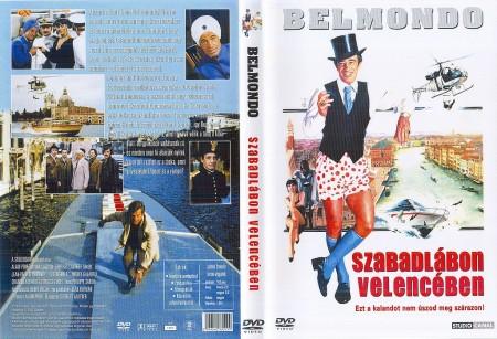 Szabadlábon Velencében (1DVD) (Jean-Paul Belmondo)