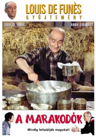 Marakodók, A (1DVD) (Louis De Funés) (Fantasy Film)