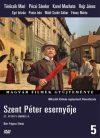 Szent Péter esernyője (1DVD) (Mikszáth Kálmán) (Magyar filmek gyűjteménye sorozat 05.) /használt, karcos/