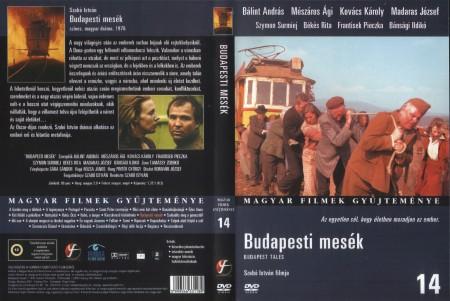 Budapesti mesék (1DVD) (Magyar filmek gyűjteménye sorozat 14.) (+angol felirat)