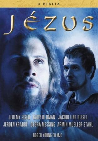 Jézus (1DVD) (A Biblia sorozat)