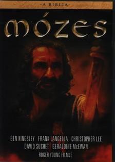 Mózes (1DVD) (A Biblia sorozat)