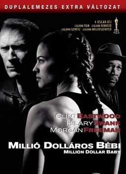 Millió dolláros bébi (2DVD) (extra változat) (Clint Eastwood) (Oscar-díj)
