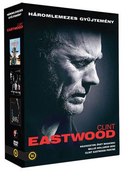 Akasszátok őket magasra! / Millió dolláros bébi / Clint Eastwood portré (3DVD box) (Háromlemezes gyűjtemény - Clint Eastwood) (Oscar-díj) (díszdoboz)
