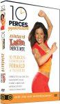 10 perces gyakorlatok: Zsírégető Latin Dance Mix (1DVD)
