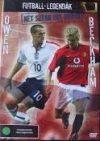 Futball legendák: Owen és Beckham (1DVD) (David Beckham, Michael Owen)
