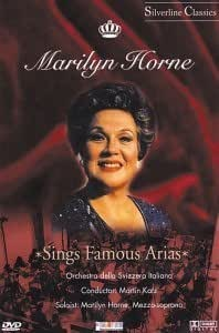 Marilyn Horne- Áriák (1DVD) (Marilyn Horne Sings Famous Arias)