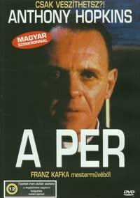 Per, A (1993 - The Trial) (1DVD) (Anthony Hopkins) (Franz Kafka)