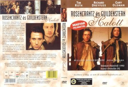 Rosencrantz és Guildenstern halott (1DVD)