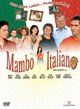 Mambo Italiano - Bazi nagy lagzi...olasz módra! (1DVD)