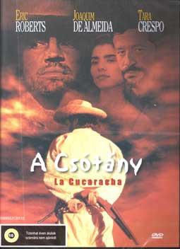 Csótány, A (1DVD) (La Cucaracha, 1998) (Másik cím: Botcsinálta bérgyilkos)