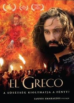 El Greco (1DVD) (Nick Ashdon - Yannis Smaragdis) (El Greco életrajzi film)