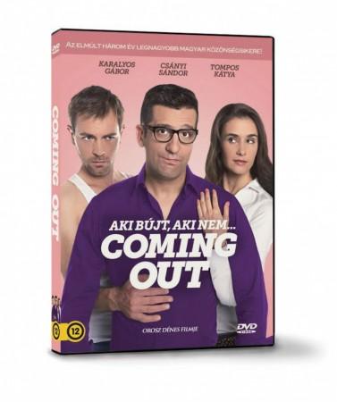 Coming Out (1DVD) (Csányi Sándor) (+angol felirat)