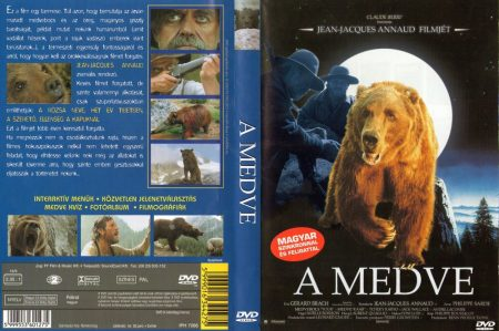 Medve, A (1988 - L'Ours) (1DVD) (Jean-Jacques Annaud)