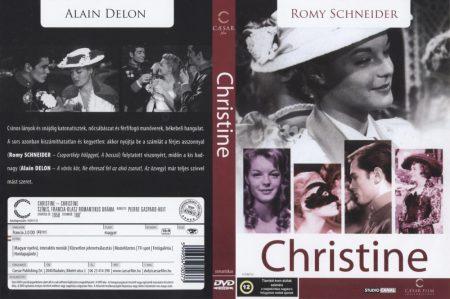 Christine (1958) (1DVD) (Romy Schneider - Alain Delon) (felirat)