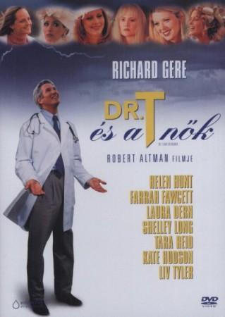 Dr. T. és a nők (1DVD) (Richard Gere)