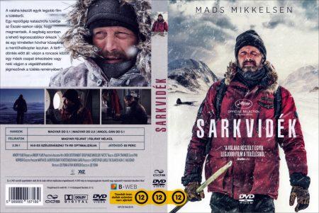Sarkvidék (1DVD) (Arctic)