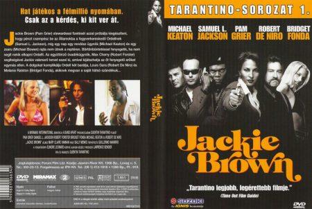 Jackie Brown (1DVD) (Quentin Tarantino) (Jasmin-River kiadás)